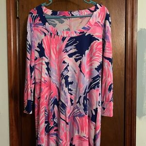 """Lilly Pulitzer """"Paradise Point"""" dress."""